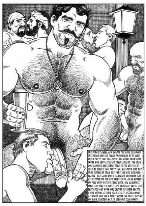 blowjob cartoon gay
